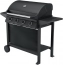 Ozzie-4-Burner-Hooded-BBQ-with-Trolley Sale