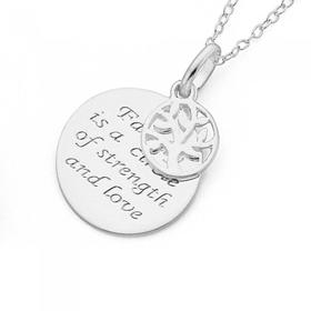 Sterling-Silver-Family-Pendant on sale