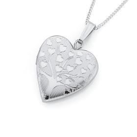 Sterling-Silver-Tree-of-Life-Heart-Locket on sale