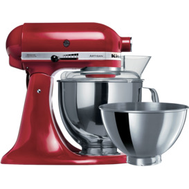 Artisan-Stand-Mixer-Empire-Red on sale