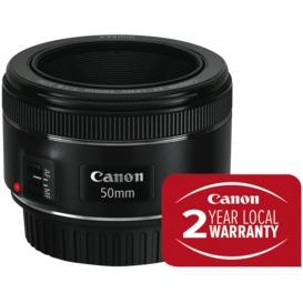 EF-50-f18-STM-Lens on sale