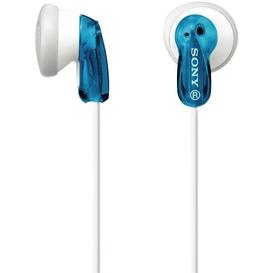 In-Ear-Blue-Headphones on sale