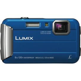 Lumix-FT30-Tough-Camera-Blue on sale