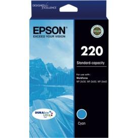 220-Std-Capacity-DURABrite-Ultra-Cyan-Ink-Cartridge on sale