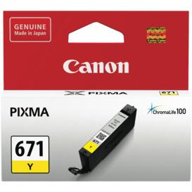CLI671Y-Yellow-Ink-Cartridge on sale