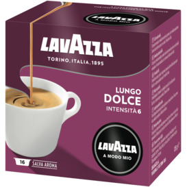 Lungo-Dolce-Coffee-Capsules-16PK on sale