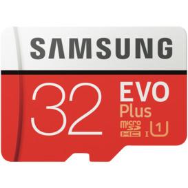 32GB-EvoPlus-Micro-SDXC-Memory-Card on sale
