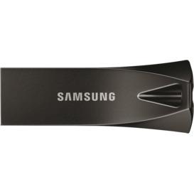 128GB-USB31-Bar-Plus-Flash-Drive-Gray on sale