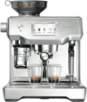 Breville-The-Oracle-Semi-Automatic-Coffee-Machine on sale
