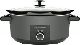 Russell-Hobbs-7L-Slow-Cooker-Matte-Black on sale