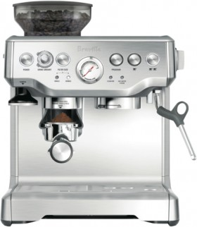 Breville-The-Barista-Express-Stainless-Steel on sale