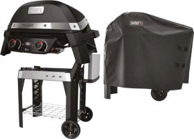 Weber-Pulse-2000-Electric-BBQ-Black on sale