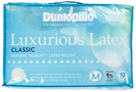 40-off-Dunlopillo-Luxurious-Latex-Classic-Pillow on sale