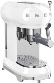 Smeg-50s-Retro-Style-Coffee-Machine-White on sale