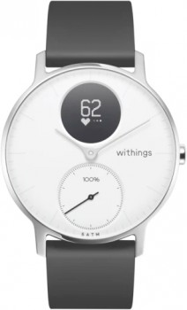 Withings-Steel-HR-Fitness-Watch-36mm-White on sale