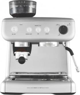 Sunbeam-Barista-Max-Espresso-Machine-Silver on sale