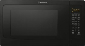 Westinghouse-40L-1100W-Microwave-Black on sale