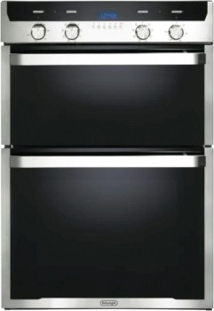 DeLonghi-60cm-Electric-Double-Wall-Oven on sale