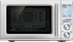 Breville-32L-1200W-The-Combi-Wave-3-in-1-Convection-Oven on sale