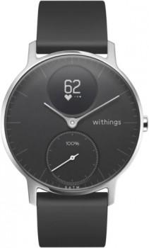 Withings-Steel-HR-Fitness-Watch-36mm-Black on sale