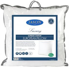 40-off-Jason-Supreme-Comfort-European-Pillow on sale
