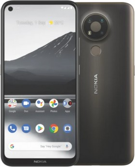 Nokia-34-64GB-with-Android-One-Grey on sale
