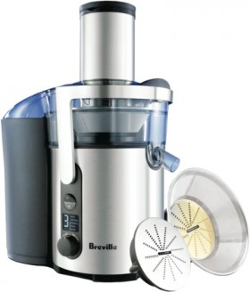 Breville-The-Froojie-Fountain-Juicer on sale