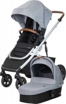 Steelcraft-Strider-Signature-V5-with-Bassinet on sale