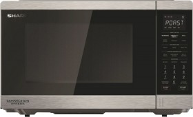 Sharp-1100W-Convection-Inverter-Microwave-Stainless-Steel on sale