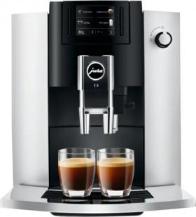 Jura-E6-Automatic-Coffee-Machine-Platinum on sale