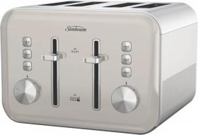 Sunbeam-Simply-Shine-4-Slice-Toaster-Cream on sale