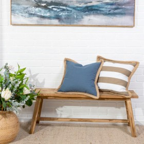 Ward-Recycled-Teak-Bench-by-MUSE on sale