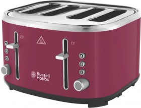 Russell-Hobbs-Legacy-4-Slice-Toaster-Orchid on sale
