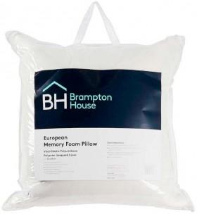 Brampton-House-European-Memory-Foam-Pillow on sale