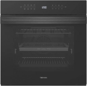 Technika-60cm-Electric-Oven-Dark-Stainless on sale