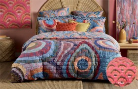 40-off-NEW-Warlu-Dreaming-Quilted-Quilt-Cover-Set on sale