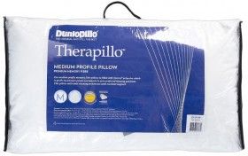 40-off-Dunlopillo-Therapillo-Flex-Medium-Memory-Fibre-Pillow on sale