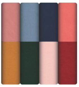 All-Plain-Cotton-Linen-Fabrics on sale