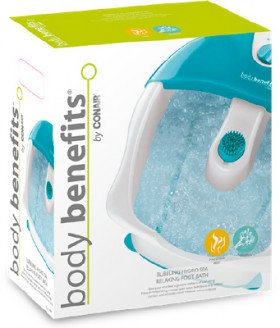 Body-Benefits-Foot-Spa-Teal on sale
