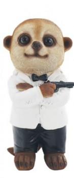 NEW-Garden-Dream-Baby-Meerkat-Special-Agent on sale