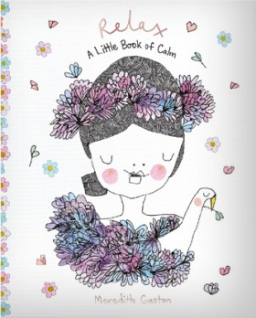 NEW-Relax-A-Little-Book-of-Calm on sale