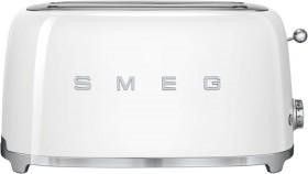 Smeg-50s-Retro-Style-4-Slice-Toaster-White on sale