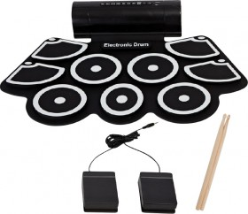 Roll-Up-Electronic-Drum-Kit on sale