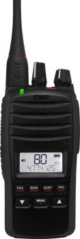 GME-5W1W-Switchable-80CH-UHF-CB-Handheld-Radio-Waterproof-IP67-Rated on sale
