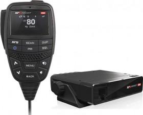 GME-5W-80CH-XRS-Super-Compact-Bluetooth-Remote-MIC-UHF-CB-Radio on sale