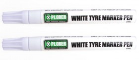 Xplorer-White-Tyre-Marker-Pen on sale