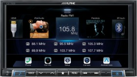 Alpine-7-200W-CarPlay-Android-Auto-AV-Receiver on sale