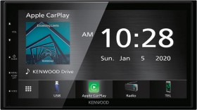 Kenwood-68in-200W-AV-CarPlay-Android-Auto-Receiver on sale