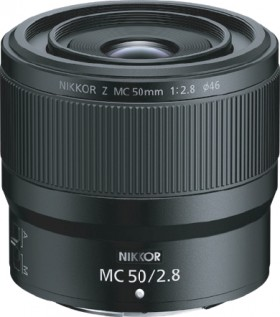 NEW-Nikon-Nikkor-Z-MC-50mm-f28-Lens on sale