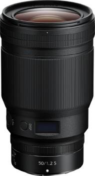 Nikon-Nikkor-Z-50mm-f12-S-Portrait-Lens on sale